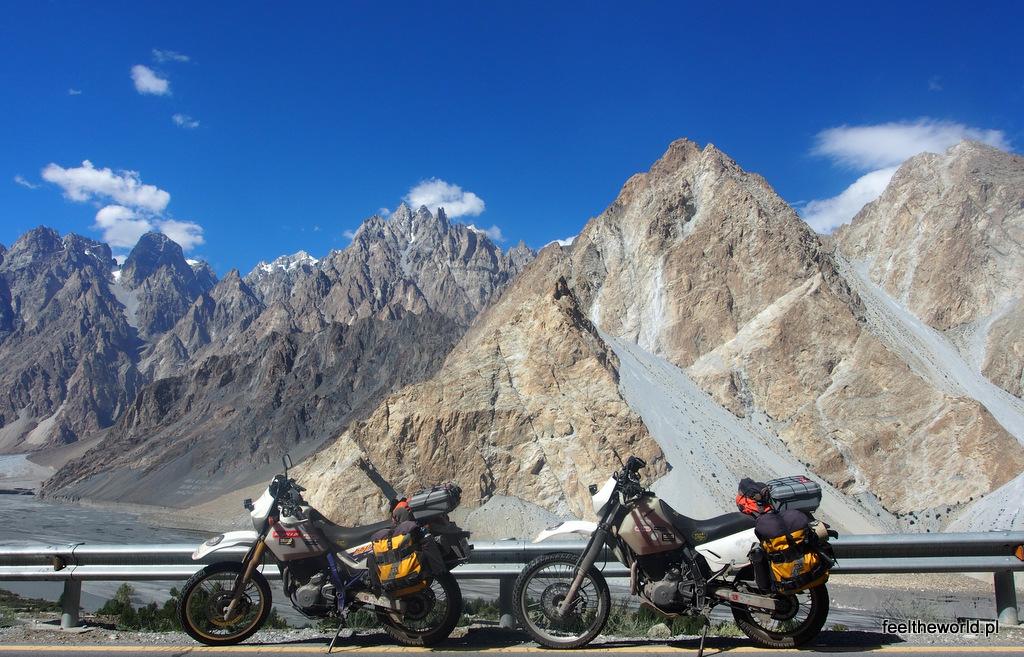 FeelTheWorld @ Karakorum Highway